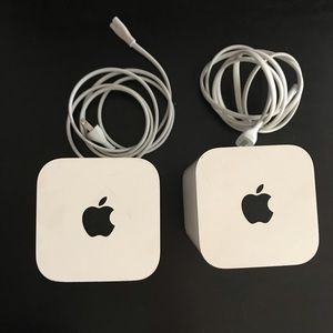 Apple AirPort Towers